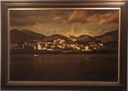 Ponta Delgada Antgua: 90 inches x 63 inches: 150,000 euros